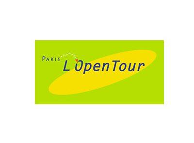 open tour références